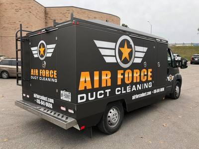 Duct Cleaning Mississauga