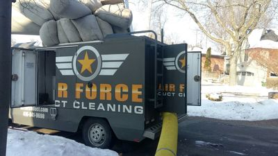 Duct Cleaner Port Credit ON