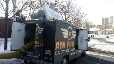 Duct Cleaner Newmarket